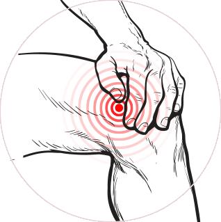 Pain relief gel in India